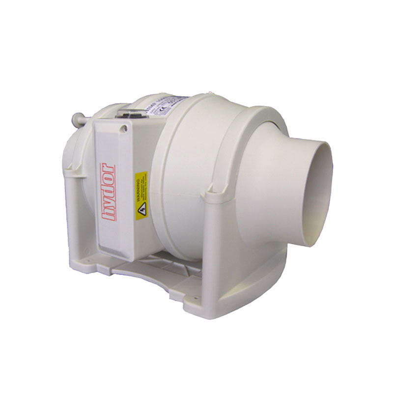 IMF PLASTIC INLINE EXTRACTION FAN